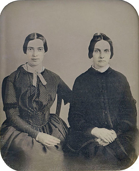 'Emily Dickinson and Kate Scott Turner' - The Culturium