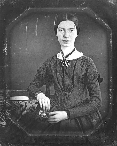 'Emily Dickinson' - The Culturium