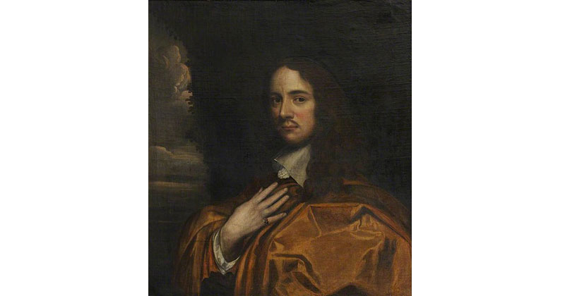 Godfrey Kneller, 'Andrew Marvell' - The Culturium