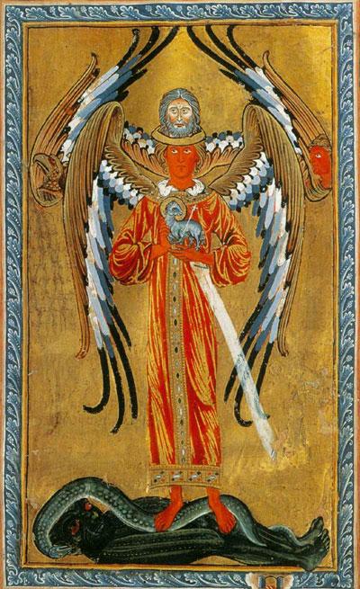 'Hildegard of Bingen', Liber Divinorum Operum' - The Culturium