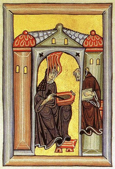 Hildegard of Bingen, 'Scivias: Vision' - The Culturium