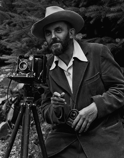 J. Malcolm Greany, 'Ansel Adams' - The Culturium