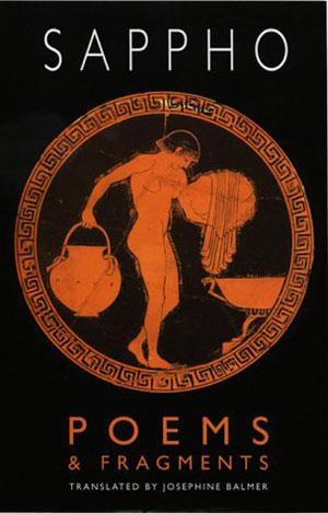 Josephine Balmer, 'Sappho' - The Culturium