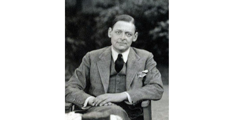 T. S. Eliot: A Man Out of Time