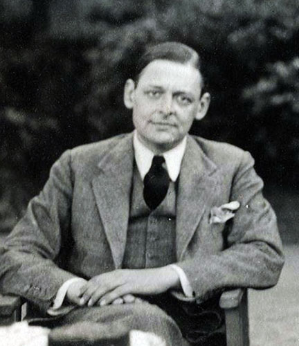 Lady Ottoline Morrell, 'T. S. Eliot' - The Culturium