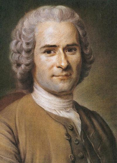 Maurice Quentin de La Tour, 'Jean-Jacques Rousseau' - The Culturium