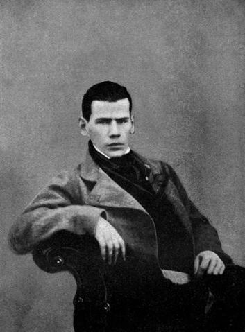 Pavel Biryukov, 'Leo Tolstoy' - The Culturium
