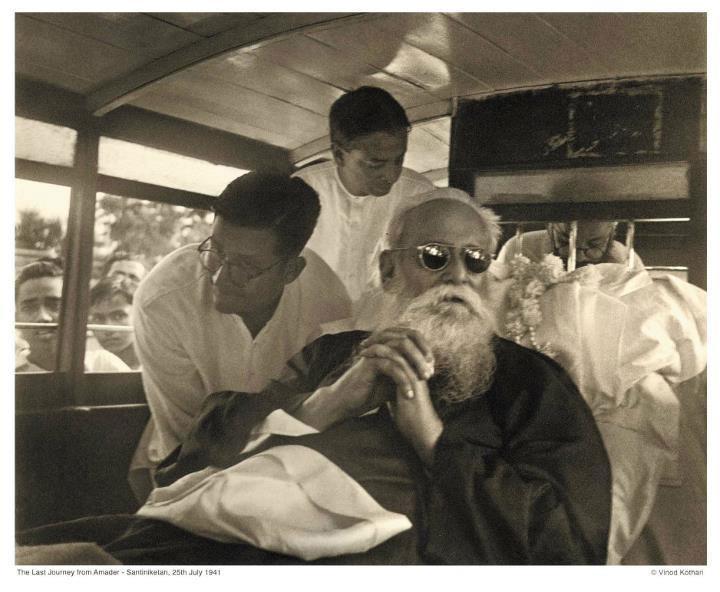'Rabindranath Tagore' - The Culturium