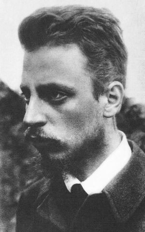 'Rainer Maria Rilke' - The Culturium