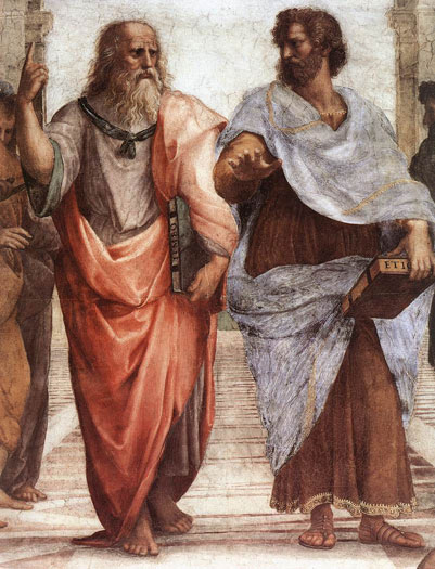 Raphael, 'The School of Athens' - The Culturium