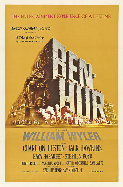 William Wyler, 'Ben-Hur' - The Culturium