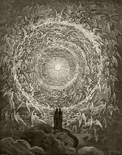 Gustave Doré, Rosa Celeste, Dante's Paradiso - The Culturium