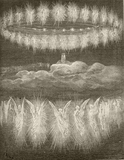 Gustave Doré, San Bonaventura, Dante's Paradiso - The Culturium