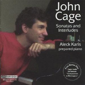 John Cage, Sonatas and Interludes - The Culturium