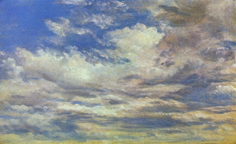 John Constable, Cloud Study - The Culturium