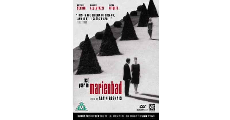 Alan Resnais, Last Year in Marienbad - The Culturium