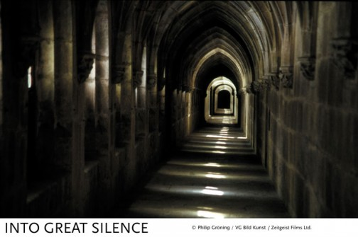 Movie monks into great silence