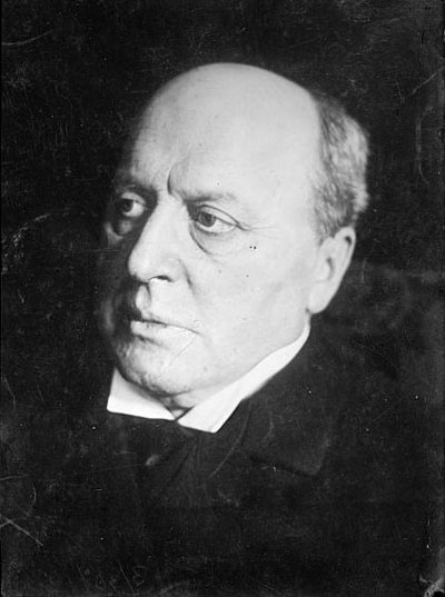 Bain News Service, Henry James - The Culturium