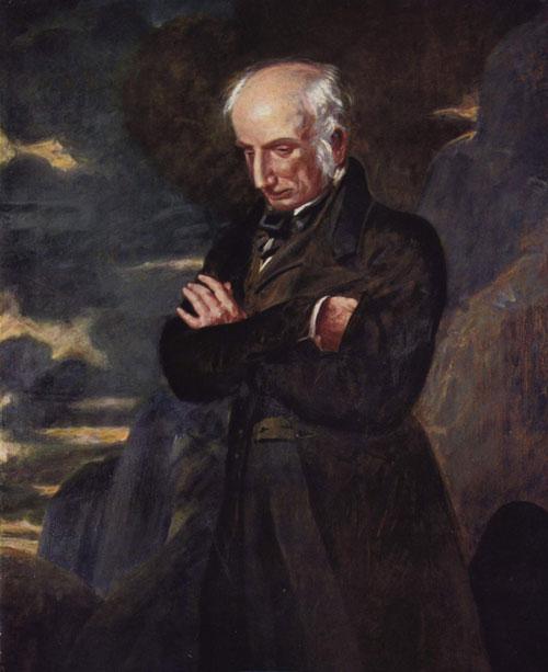 Benjamin Haydon, Wordsworth on Helvellyn - The Culturium