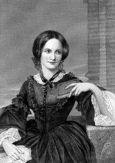 Painted by Evert A. Duyckinick, based on a drawing by George Richmond, Charlotte Bronte - The Culturium