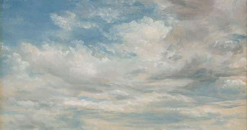 Percy Bysshe Shelley: The Cloud