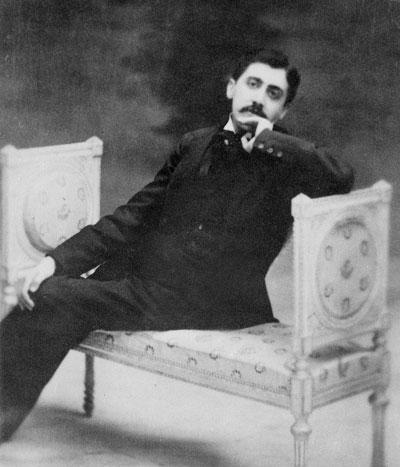 Otto Wegener, Marcel Proust - The Culturium