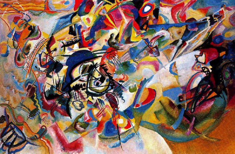 Kandinsky essay on the spiritual in art