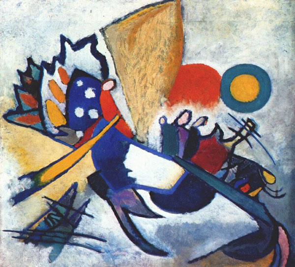 Wassily Kandinsky, Improvisation 209 - The Culturium