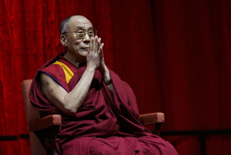 Yancho Sabev, Dalai Lama - The Culturium
