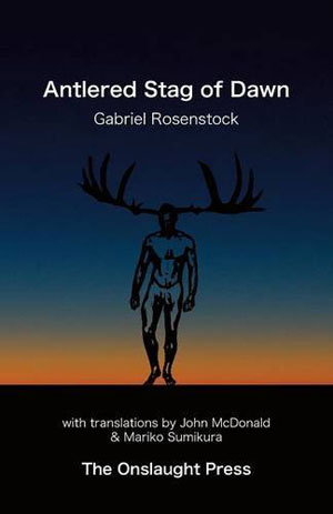 Gabriel Rosenstock, Antlered Stag of Dawn - The Culturium
