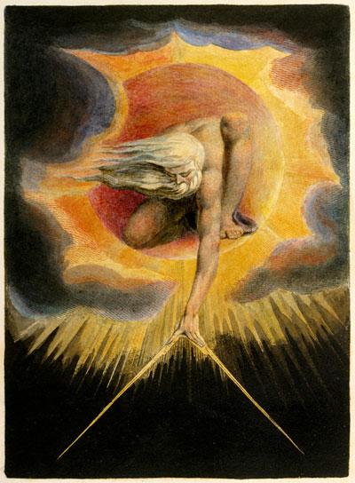 William Blake, Ancient of Days - The Culturium