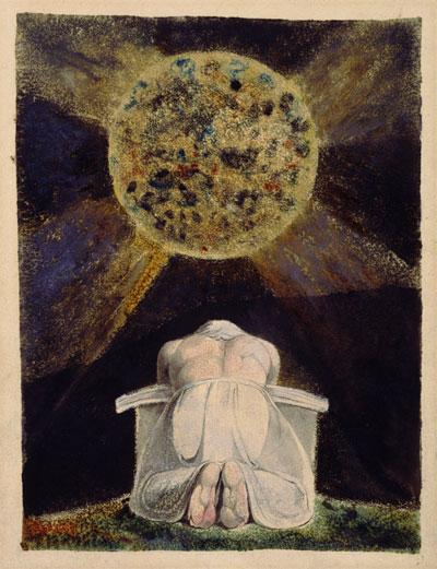 William Blake, Sconfitta - The Culturium
