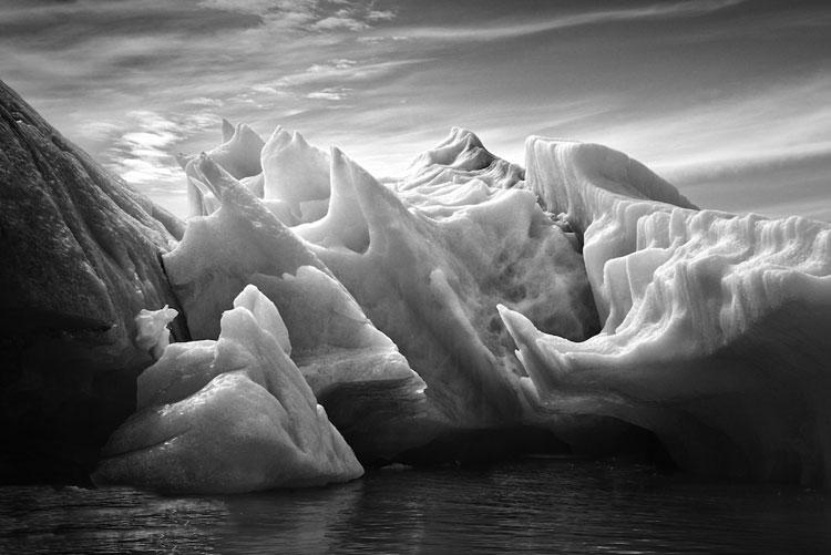 Ron Rosenstock, Ice Forms, Tasiilaq, Greenland, 2015 - The Culturium