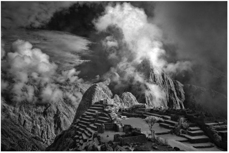 Ron Rosenstock, Mist Rising, Machu Picchu, 2013 - The Culturium