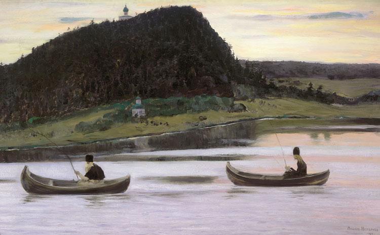 Mikhail Nesterov, Silence - The Culturium