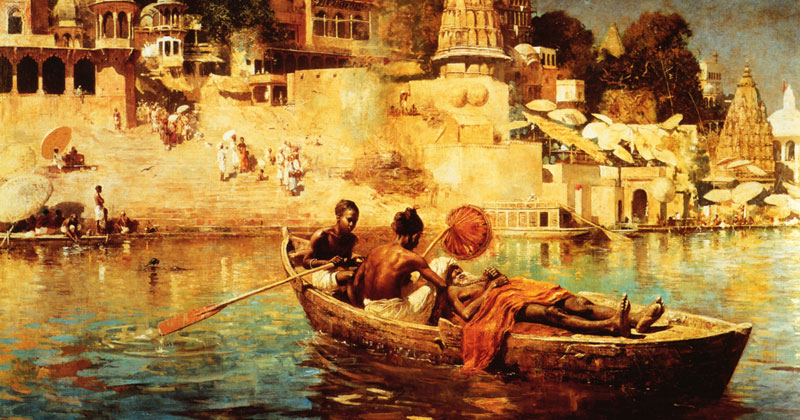 Edwin Lord Weeks, The Last Voyage - The Culturium
