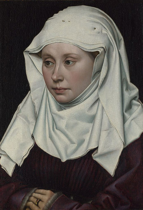 Robert Campin, Portrait of a Woman - The Culturium