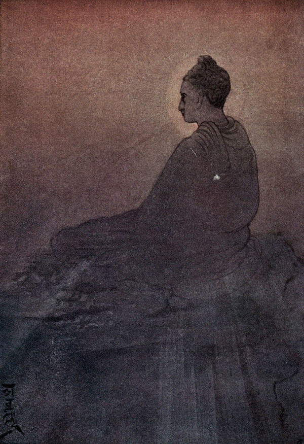 Abanindranath Tagore, The Victory of Buddha - The Culturium
