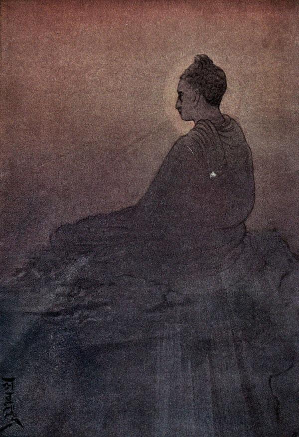 Abanindranath Tagore, The Victory of Buddha - The Culturium