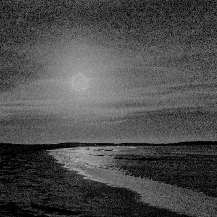 Jerry Katz, Painted Moonrise - The Culturium