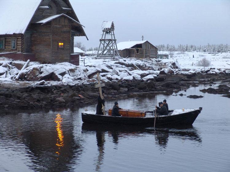 Pavel Lungin, The Island - The Culturium