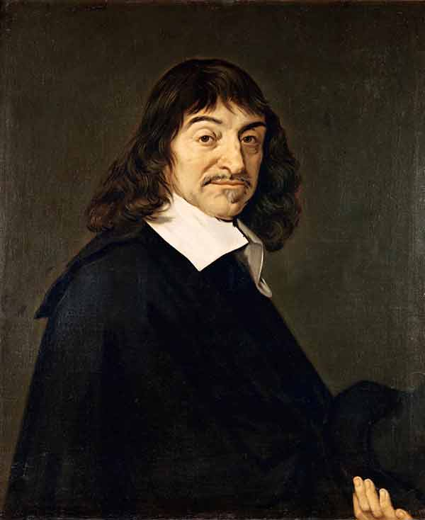 Frans Hals, René Descartes - The Culturium