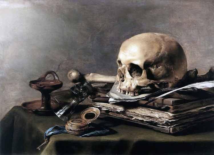 Pieter Claesz, Vanitas - The Culturium