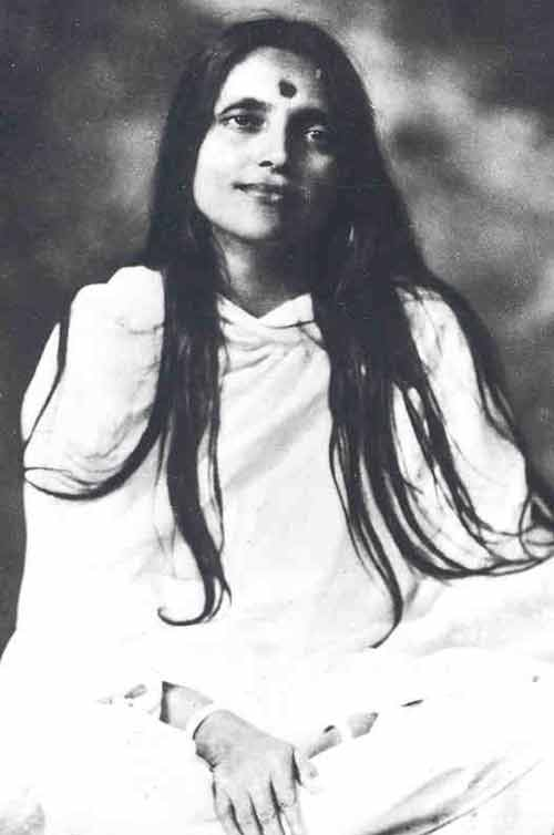 Anandamayi Ma - The Culturium