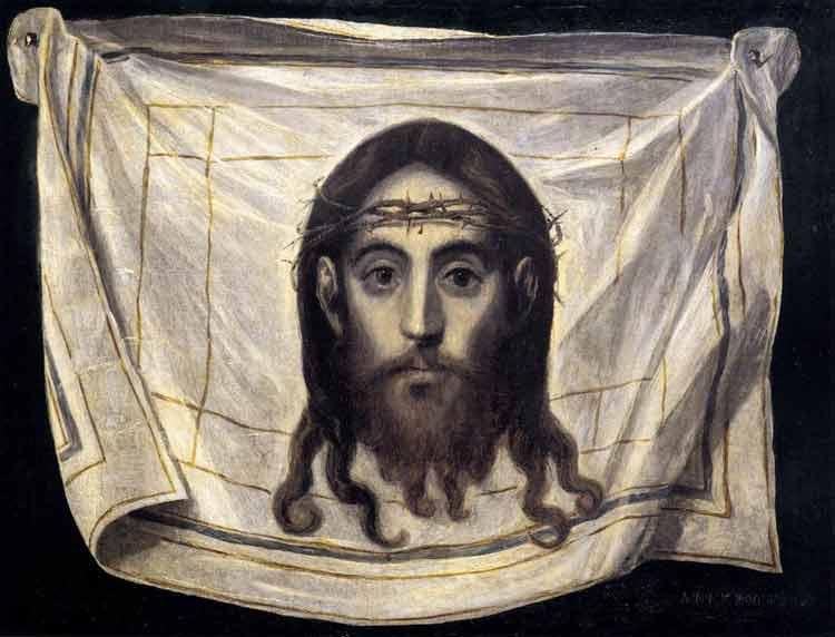 El Greco, The Veil of Saint Veronica - The Culturium