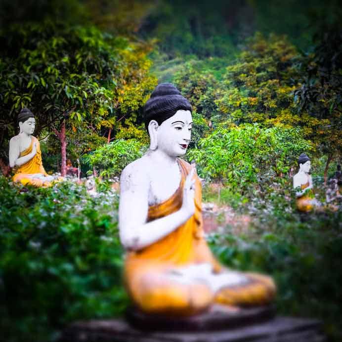 Lakhesis, Lumbini Buddha Garden, Hpa-An, Myanmar - The Culturium
