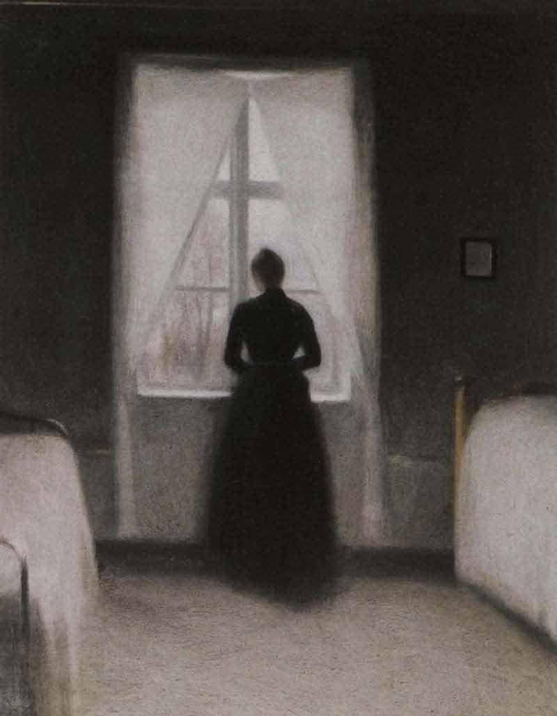 Vilhelm Hammershøi - The Culturium