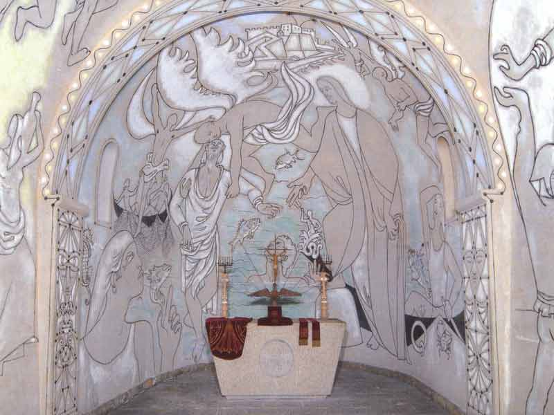 Jean Cocteau, Chapelle Saint-Pierre - The Culturium