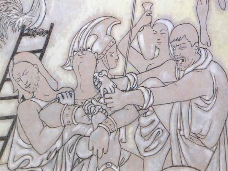 Jean Cocteau, Chapelle Saint-Pierre - The Culturium