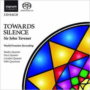 John Tavener, Towards Silence - The Culturium